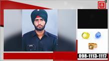 जम्मू-कश्मीर में पंजाब का जवान शहीद