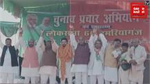 चुनाव प्रचार का पहला दिन: बीजेपी के सभी बड़े नेताओं ने यूपी में लगाया दम, कांग्रेस और गठबंधन निशाने पर...