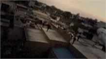 पंचायती जमीन पर कब्जे को लेकर खूनी संघर्ष, दो पक्षों में जमकर हुई पत्थरबाजी और फायरिंग