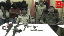 मामूली विवादों को लेकर आपस में भिड़े लोग, पुलिस पर भी हुई फायरिंग
