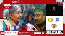 पटना से रविशंकर प्रसाद को मिला टिकट, मां विमला प्रसाद ने दिया जीत का आशीर्वाद