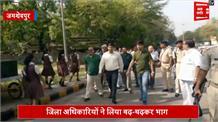 चुनाव आयोग की अनोखी पहल, लोगों की बनाई 50 किलोमीटर लंबी श्रृंखला