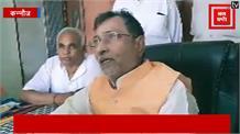 साध्वी प्रज्ञा जैसे आतंकवादी को बीजेपी ने दिया टिकट,अब आंसू बहाकर मांग रही वोट- रामगोविंद