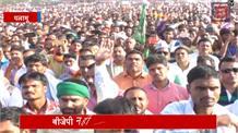 तेजस्वी यादव और जीतनराम ने सभा को किया संबोधित, घुसन राम को जिताने की अपील