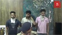 पुलिस की सजगता से टल गई हत्या, पकड़े गए आरोपी