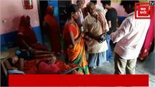 शादी समारोह में मिठाई खाने वाले 14 ग्रामीण के हाल बेहाल, अस्पताल में भर्ती