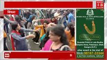 Shimla के रिज पर Mass Rain Dance
