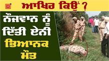 Amritsar में फिर Murder, युवक को दी भयानक मौत