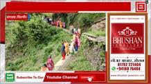 एवरेस्ट विजेता विवेक का घर लौटने पर नागरिक अभिनंदन