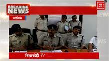 पेट्रोल पंप में डकैती की साजिश पर फिरा पानी, पुलिस ने 4 बदमाश दबोचे