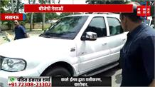 लखनऊ पहुंचे रक्षामंत्री राजनाथ सिंह, 'स्मृतिका वार मेमोरियल' पर शहीद जवानों की दी श्रद्धांजलि