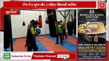 इंटरनेशनल बॉक्सिंग चैंपियनशिप के लिए हिमाचल टीम रवाना