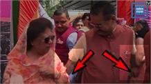 BJP नेताओं की 'नॉनसेंस' वाली हरकत पर महिला सांसद ने लगाई फटकार, बोलीं- ये लोग अब समझेंगे