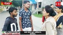 महिला कांस्टेबल की दबंगई, बीच सड़क पर युवक को जड़ा थप्पड़