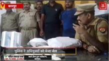 ट्रेनों में यात्रियों से करते थे लूटपाट,  जीआरपी ने गैंग के 2 अभियुक्तों को किया गिरफ्तार