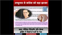 उपचुनाव से कांग्रेस को बड़ा झटका: अन्नू टंडन ने दिया इस्तीफा, कहा- सेल्फ ब्रांडिंग में बिजी हैं पार्टी के नेता