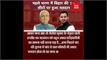 पहले चरण के मतदान के बाद कयासों का दौर जारी- नीतीश कुमार की होगी वापसी या तेजस्वी का चलेगा सिक्का...