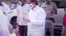 Rohtak पहुंचे MP Arvind Sharma ने किसानों से क्या वादा किया, सुनिए