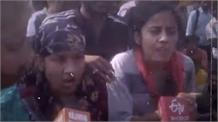 Nikita के लिए इंसाफ मांग रही बहनों का आरोप, पुलिस ने बदसलूकी की | Ballabhgarh Murder Case
