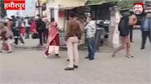 हमीरपुर पुलिस ड्रोन के माध्यम से कोविड के लिए पूरी सतर्कता बरतने पर रखेगी पैनी नजर