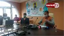 जलशक्ति मंत्री महेंद्र सिंह कोरोना  से निबटने बारे और हिम सुरक्षा अभियान बारे दे रहे जानकारी