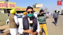 सोनीपत-दिल्ली बॉर्डर पर डटे भारी तादाद में किसान ! सुनिए अन्नदाता की कहानी उसी की जुबानी