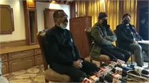 Live: कर्फ्यू में भी चलेगी HRTC की बसें, टिकट ही समझा जाएगा पास- विक्रम सिंह ठाकुर