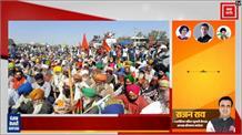 सिंघू बॉर्डर पर आंदोलन कर रहे किसानों के लिए चल रहा है लंगर
