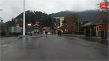 Live: शिमला में हल्की बारिश का दौर हुआ शुरू, बर्फबारी की संभावना