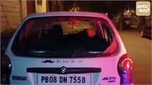 Jalandhar में शरारती तत्वों ने मचाया हड़कंप