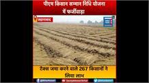 पीएम किसान सम्मान निधि योजना में फर्जीवाड़े का हुआ खुलासा, इनकम टैक्स देने वाले सभी किसानों को भेजा नोटिस
