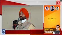 दिल्ली कूच पर बोले मंत्री संदीप सिंह- कांग्रेस ने किसानों के कंधे पर रखकर बंदूक चलाई
