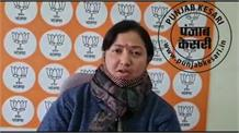 संविधान दिवस पर बीजेपी सचिव बता रहीं पार्टी संकल्प