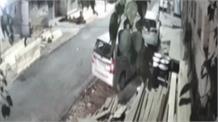Ambala में गाड़ियां चुराने वाले गिरोह सक्रिय, CCTV में वारदात कैद