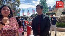 Melbourne 'ਚ ਕਿ੍ਰਸਮਿਸ ਦੀਆਂ ਰੌਣਕਾਂ, ਪੰਜਾਬੀ ਭਾਈਚਾਰੇ 'ਚ ਉਤਸ਼ਾਹ
