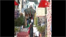 गुरु नानक जयंती पर वसंतकुंज के गुरुद्वारा साहिब में पहुंच रही संगत