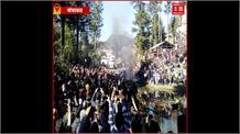 Pulwama Encounter में उत्तराखंड का लाल शहीद, सैन्य सम्मान के साथ दी अंतिम विदाई