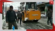 Kargilमें आफत की बर्फबारी जिंदगी पर'भारी',द्रास से संपर्क बहाल करने की चुनौती