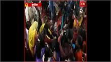 #SUPAUL: नरक निवारण चर्तुदशी पर शिव मंदिरों में उमड़ी श्रद्धालुओं की भारी भीड़