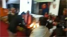 शिमला में गांधी गायन:LIVE