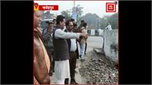 प्रदेश के कारागार राज्यमंत्री की पहल, 30 साल बाद छोटी नहर में आया पानी