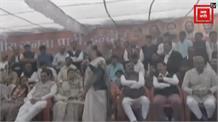 कांग्रेस के खिलाफ उग्र हुआ BJP का प्रदर्शन, सुमित्रा महाजन समेत तमाम नेता गिरफ्तार!