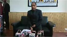 Live: सुनिए मुख्यमंत्री हेल्पलाइन 1100 की समीक्षा बैठक को लेकर क्या बोल रहे जयराम ठाकुर