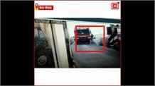 Greater Noida: टोल प्लाजा पर कार और ट्रक चालकों के बीच हुई कहासुनी, देखिए क्या हुआ आगे