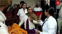 बच्ची को जन्म देने के बाद महिला की मौत, डॉक्टर पर लापरवाही के आरोप
