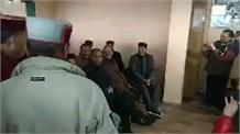 Live: हिमाचल बीजेपी के अध्यक्ष पद के लिए नामंकन भरते डॉ राजीव बिंदल