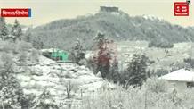 Fresh Snowfall के बाद निखरा Himachal देखें ताज़ा तस्वीरें LIVE