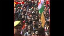 #kanpur में CAA के समर्थन में बोले CM Yogi, कहा- विरोध के लिए महिलाओं को किया जा रहा आगे
