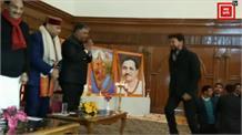 जब Anurag ने CM को किया Ignore और बिंदल को मारी झप्पी