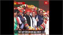 Akhilesh का CM Yogi पर तंज, कहा- मुख्यमंत्री को नहीं पता Number 1 ऊपर से आना है या नीचे से